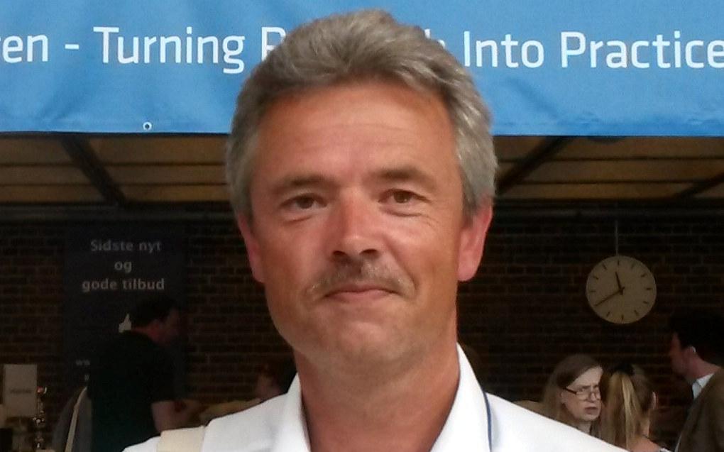 Arnfinn Rismoen, styreleder i stiftelsen Impigrio og rektor for den danske eliteskolen Mentiqa Nordjylland,
