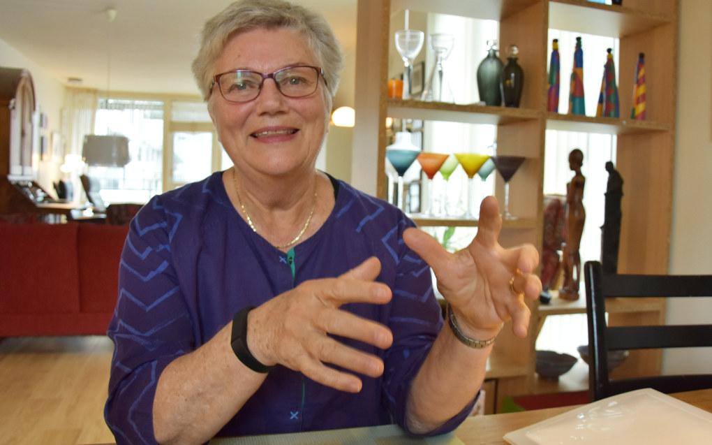 Kirsti Kolle Grøndahl minner igjen om at Norge har et ansvar knyttet til UNESCO-konvensjonen om å bevare fagene som er en del av vår immaterielle kulturarv. Foto: Wenche Schjønberg